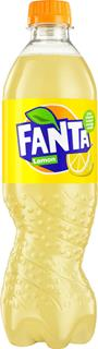 Fanta World Lemon PET