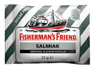 Fishermans Salmiak Sockerfri