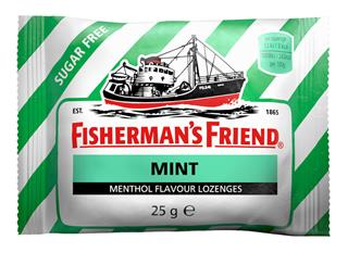 Fishermans Mint Sockerfri