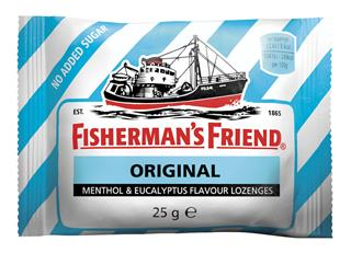 Fishermans Original Sockerfri