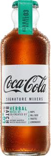 Coca-Cola signature Mixers Herbal ENGL
