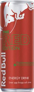 Red Bull Vattenmelon Red Edition BRK