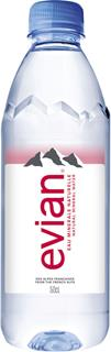 Evian Mineralvatten PET