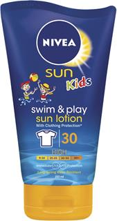 Sun Kids Swim&Play Sun Lotion SPF 30