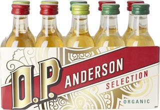 O.P. Anderson Miniature mix 10x5 cl EKO