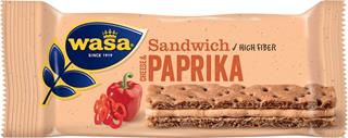 Sandwich cheese paprika