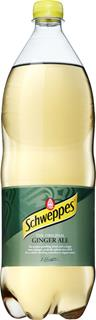 Schweppes Ginger Ale PET