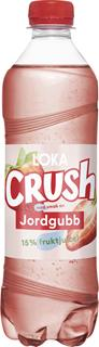 Loka Crush Jordgubb PET