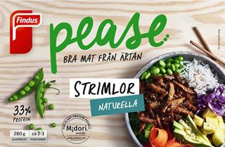 Pease naturella strimlor vegan