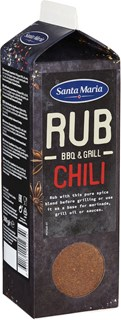 BBQ Rub Chili PP