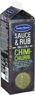 BBQ Sauce & Rub Mix Chimichurri