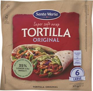 Tortilla Original Stor