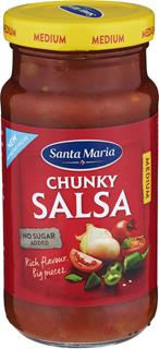 Salsa Chunky Medium