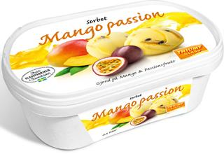 Glass Mango passion