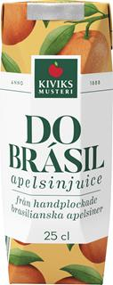 Do Brásil Apelsinjuice