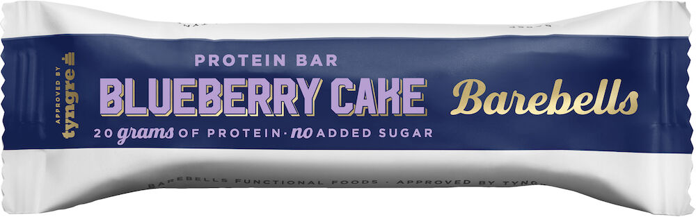 Proteinbar Blueberry Cake