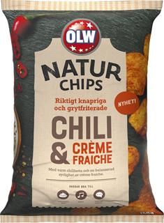 Naturchips Chili & Creme Fraiche