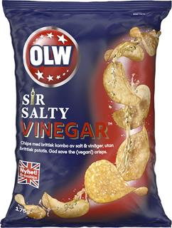 Chips Sir Salty Vinegar