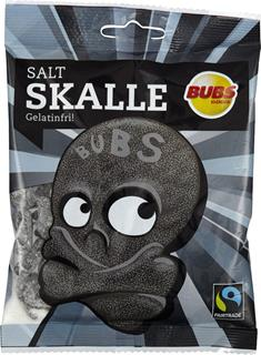 Salt Skalle Gelé Påse Fairtrade