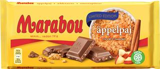 Marabou Äppelpaj Limited Edition
