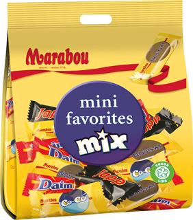 Mini Mix Favorites