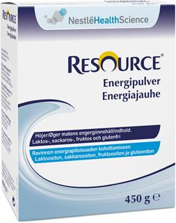 Resource Energipulver