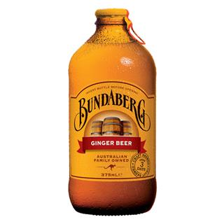 Bundaberg Ginger Beer ENGL
