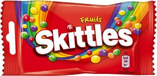 Skittles Fruits Påse
