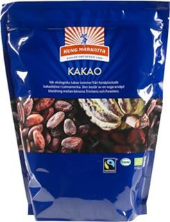Kakao Fairtrade KRAV