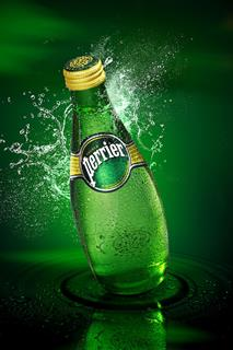 Perrier Naturell ENGL
