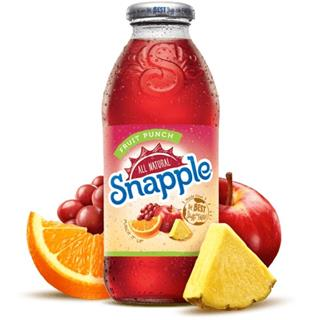 Snapple Fruit Punsch ENGL