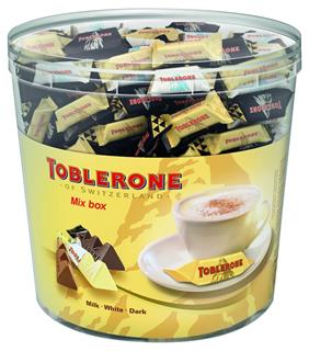 Toblerone Bucket