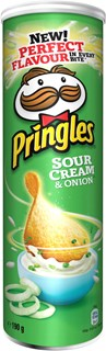 Sourcream & Onion Chips