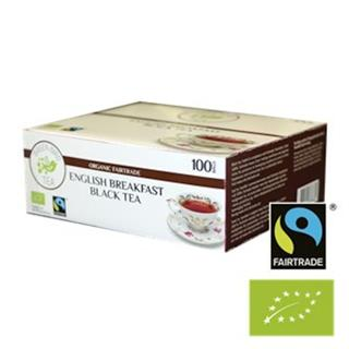 Te English Breakfast Fairtrade KRAV
