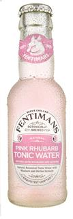 Fentimans Pink Ruhbarb Tonic Water ENGL