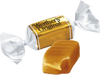 Werther's Original TOFFEE lösvikt
