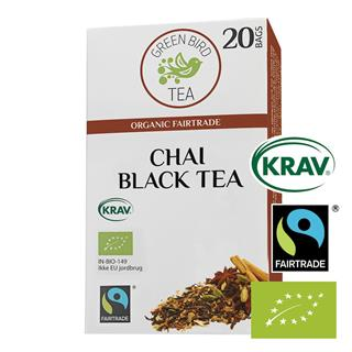 Te Chai Fairtrade KRAV