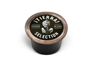Tierra Selection BLUE kapsel singel RA