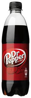 Dr Pepper PET