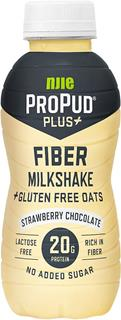 ProPud Milkshake Plus Fiber Milkshake Strawberry Chococlate