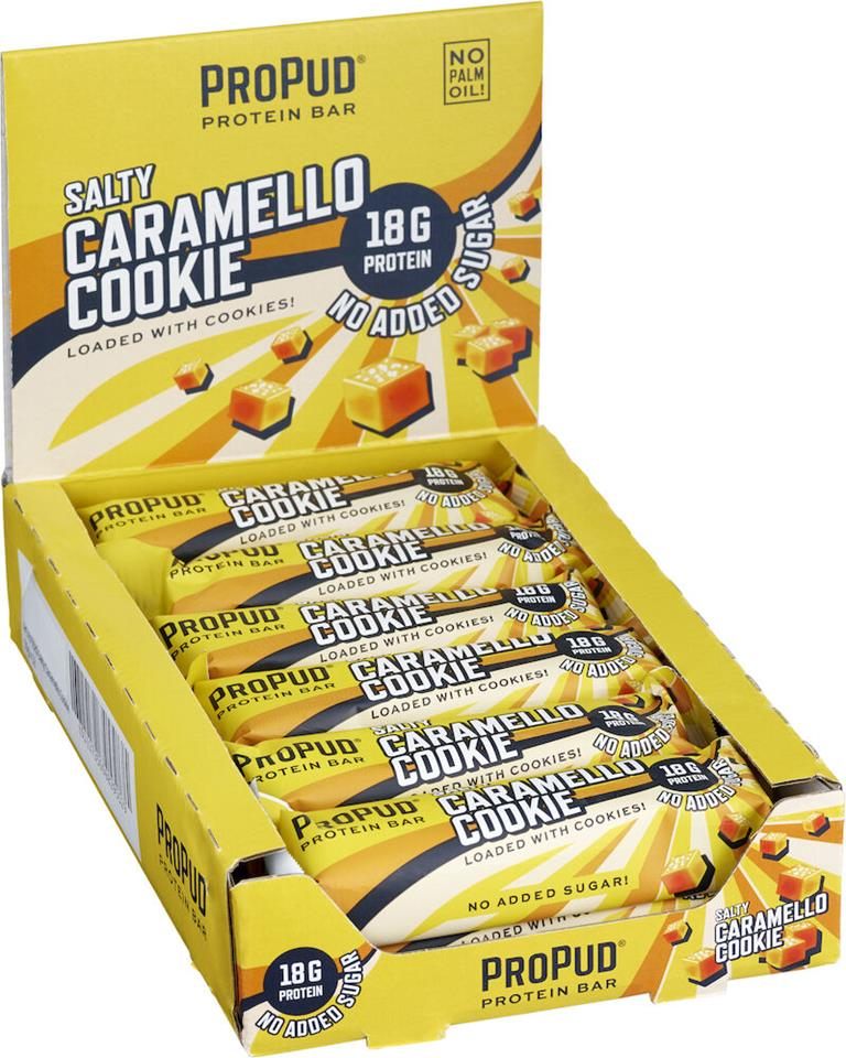 Protein Bar Salty Caramello Cookie