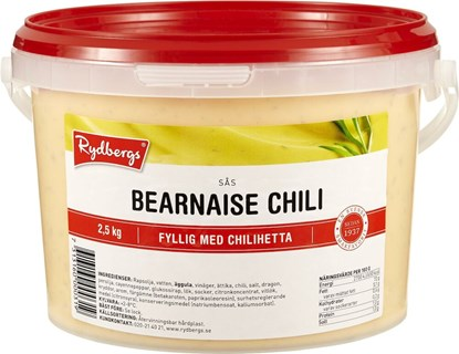 Bearnaisesås chili