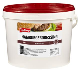 Hamburgerdressing