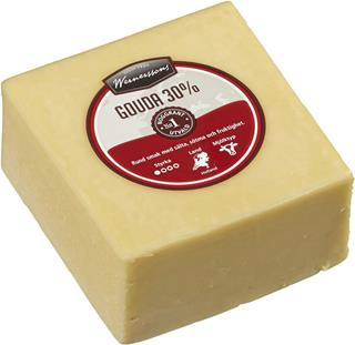 Gouda block 30% BP