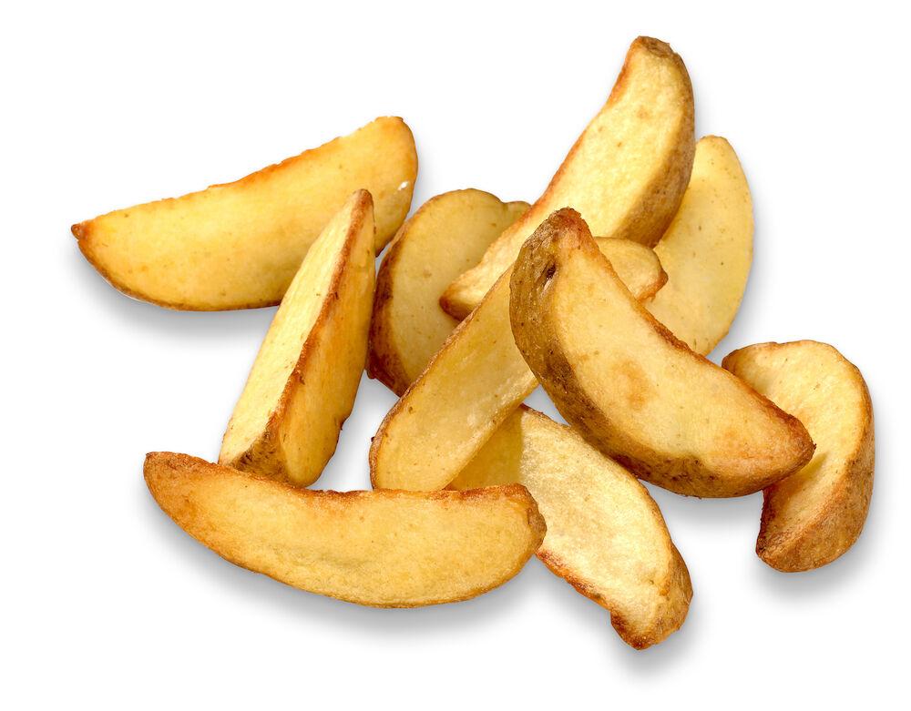 Potatis Med Skal