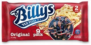 Pan Pizza Original 9-pack