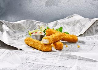 Fish'n Chips Roll MSC