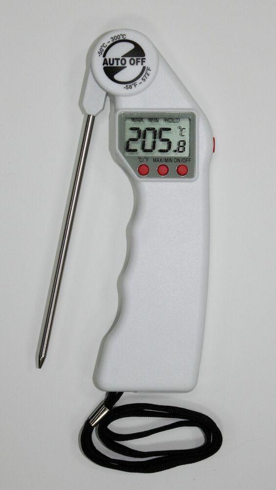 Digitaltermometer smal spets 50 +300°C | Köp termometrar