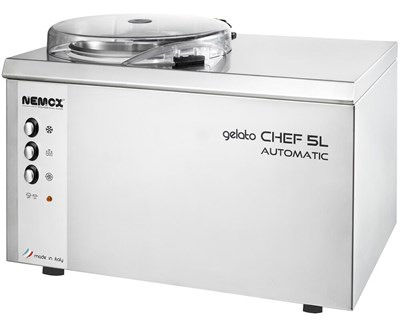 Nemox Glassmaskin Chef 5L