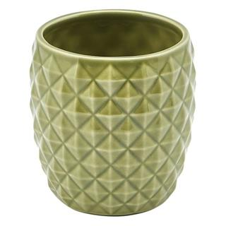 Tiki Mugg Pineapple grön 40cl h100mm